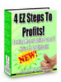 4 EZ Steps To Profits - With Master Resell Rights