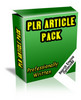 Thumbnail *NEW* 15 Web Traffic And Search Engine PLR Articles