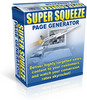 Thumbnail *NEW!* Super Squeeze Page Generator w Resell