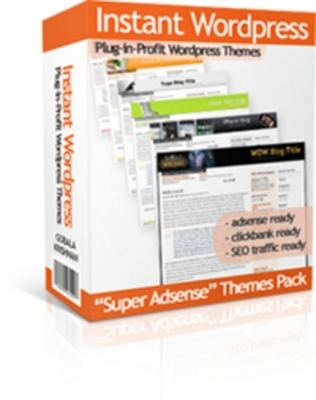 Product picture 30 Super AdsenseThemes