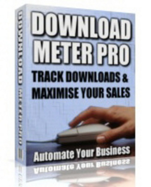Product picture Download Meter