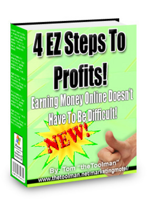 Product picture 4 EZ Steps To Profits - With Master Resell Rights