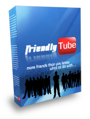 Product picture NEW!* Friendly Tube With PLR